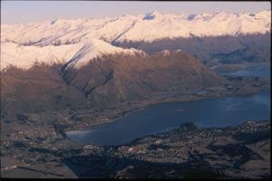Wanaka in July.